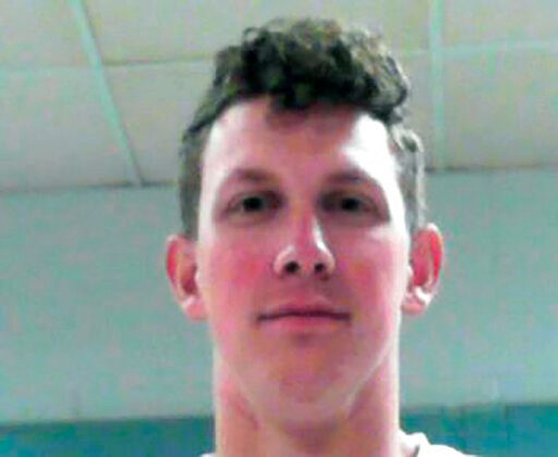 (West Virginia Regional Jail & Correctional Facility Authority via AP). This Friday, June 7, 2019 booking photo provided by the West Virginia Regional Jail & Correctional Facility Authority shows Joseph Hardin. New sexual assault charges have b...
