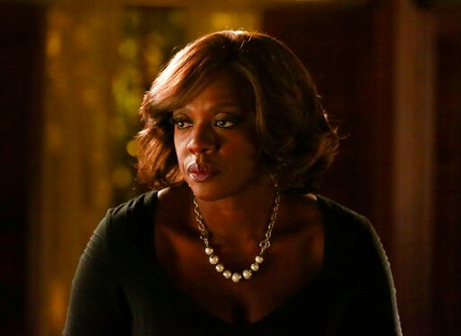 "(Mitchell Haaseth/ABC via AP). In this image released by ABC, Viola Davis appears in a scene from ""How To Get Away With Murder."" ABC said Thursday that the show's upcoming sixth season will be its last."