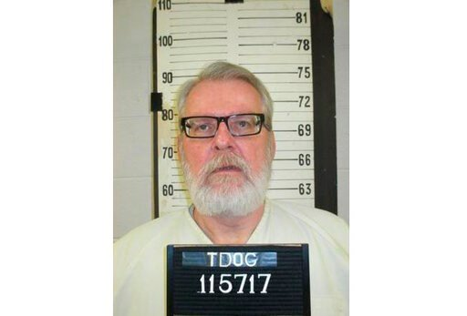 (Tennessee Department of Corrections via AP). This booking photo released by the Tennessee Department of Corrections shows Stephen West.   West has made a last minute request to be put to death in the electric chair instead of dying by lethal injection...