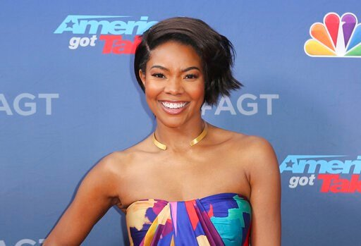 """(Photo by Willy Sanjuan/Invision/AP, File). FILE - This March 11, 2019 file photo shows Gabrielle Union at the """"America's Got Talent"""" Season 14 Kickoff in Pasadena, Calif.  Union is thanking supporters for defending her amid reports she was fired from ..."""