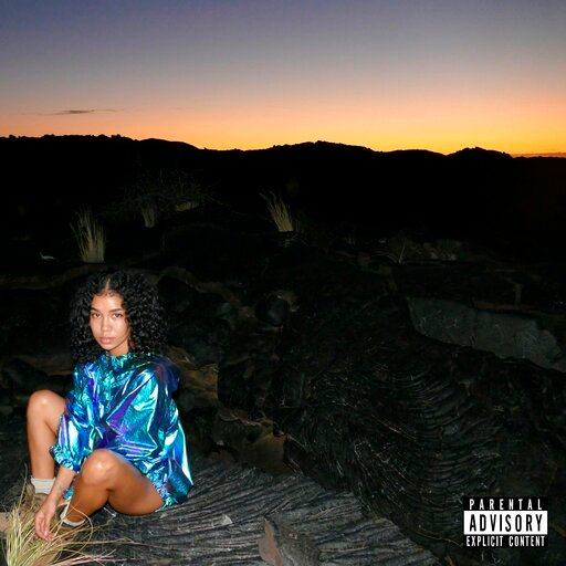 "(Def Jam via AP). This image released by Def Jam shows the cover art for the song ""Triggered (freestyle)"" by Jhene Aiko. The song was named the top song of the year by the Associated Press."