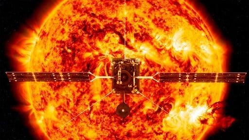 Solar Orbiter blasts off to capture 1st look at sun's poles - KTVN
