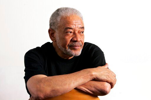 (AP Photo/Reed Saxon, File). FILE - In this June 21, 2006 file photo, singer-songwriter Bill Withers poses in his office in Beverly Hills, Calif. Withers, who wrote and sang a string of soulful songs in the 1970s that have stood the test of time, inclu...
