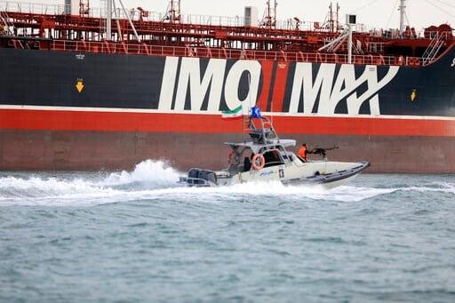 Omani diplomat in Iran amid tanker crisis in Persian Gulf - WRDE